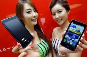 LG Optimus LTE alcanza la marca de 1 millón de ventas