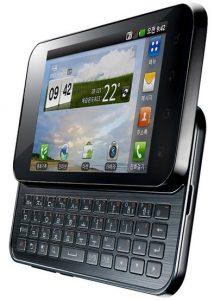 LG Optimus Q2 próximamente con un teclado QWERTY físico completo