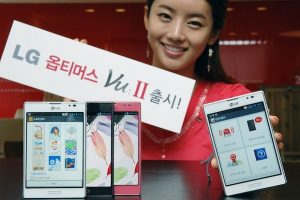 LG Optimus Vu II se vuelve oficial: pantalla de 5 pulgadas, 2GB de RAM, procesador S4, Android 4.0