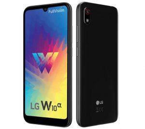 LG W10 Alpha se vuelve oficial en India por un precio de ₹ 9,999