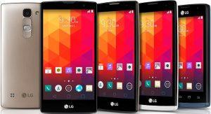 LG anuncia cuatro nuevos teléfonos inteligentes Android de gama media