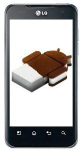 LG anuncia sus planes para la actualización de Ice Cream Sandwich