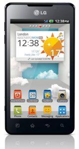 LG hace oficial el Optimus 3D MAX en el MWC 2012