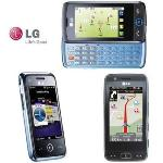 LG lanza 3 nuevos teléfonos móviles: GW 525, GT 505 y GM 730