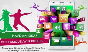 LG lanza 'Smartphone Idea Camp', premios por valor de Rs.  15 mil rupias