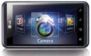 LG lanza el Optimus 3D P920 en India