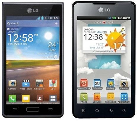 LG lanza oficialmente Optimus 3D Max y Optimus L7 en India
