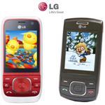 LG lanza teléfonos deslizantes: GU 220 y GU 285 en India
