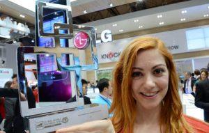 LG premiada como la 'empresa más innovadora' en el MWC 2014
