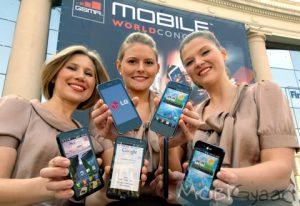 LG presenta su línea premium en el MWC 2011, Barcelona