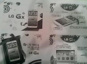 LG puede estar trabajando en el buque insignia de LG Gx con Snapdragon 600