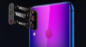 LG se burla del lanzamiento del teléfono inteligente de la serie W con cámaras traseras triples en Amazon India