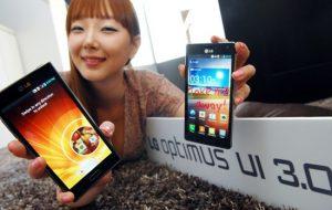LG traerá Optimus UI 3.0 para sus dispositivos Ice Cream Sandwich