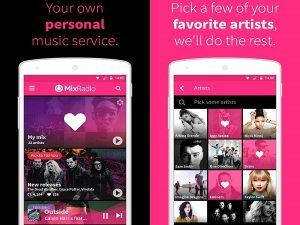 El servicio de transmisión de música MixRadio ahora está disponible en India exclusivamente en teléfonos inteligentes Samsung