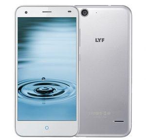 LYF Water 3 con pantalla HD de 5.5 pulgadas y soporte 4G VoLTE lanzado para Rs.  6599