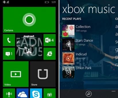 Windows-Phone-8.1-actualización-1-Xbox-Music-e1406709690324