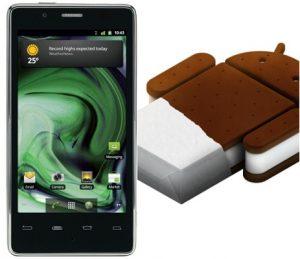 La actualización Ice Cream Sandwich de XOLO X900 Android 4.0 finalmente se implementa