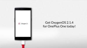 La actualización OxygenOS 2.1.4 ya está disponible para OnePlus One