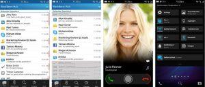 La actualización de BlackBerry OS 10.2.1 ya está disponible para todos los teléfonos inteligentes con BlackBerry OS 10