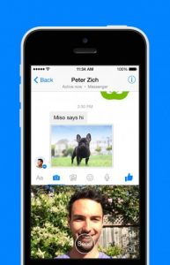 La actualización de Facebook Messenger trae una nueva interfaz, agrega compartir videos y más