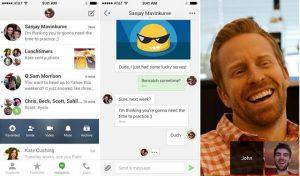 La actualización de Google Hangouts para iOS trae el rediseño de iOS7 y nuevas funciones