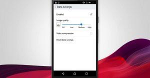 La actualización de Opera para Android agrega la función de compresión de video para el navegador