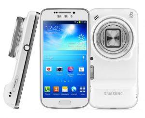 La actualización de Samsung Galaxy S4 Zoom KitKat ahora se implementa