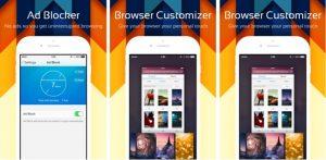 La actualización de UC Browser para iPhone trae una interfaz de usuario actualizada y un bloqueador de anuncios
