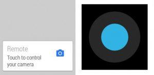La actualización de la cámara de Google te permite usar la cámara con un dispositivo Android Wear