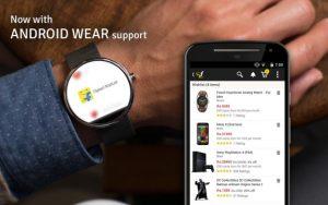 La aplicación Flipkart Android Wear ya está disponible