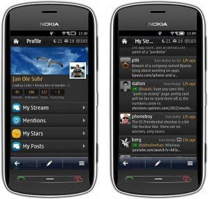 La aplicación Gravity para Symbian actualizada a v2.80 build 7235, trae muchas mejoras