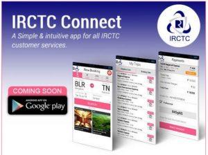 La aplicación IRCTC para Android pronto estará disponible en Google Play