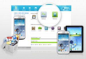 La aplicación Mobogenie ayuda a administrar su teléfono inteligente Android desde el escritorio