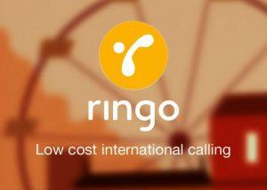 La aplicación Ringo ofrece llamadas más baratas a 19p / min en India