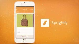 La aplicación Sprightly te permite crear tarjetas personalizadas para Raksha Bandhan