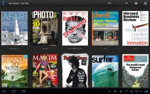 La aplicación Zinio ya está disponible en Android