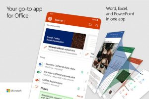 Microsoft Office beta para Android combina Word, Excel y PowerPoint