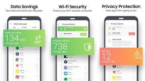 La aplicación de ahorro de datos Opera Max ahora está disponible como Samsung Max en Play Store