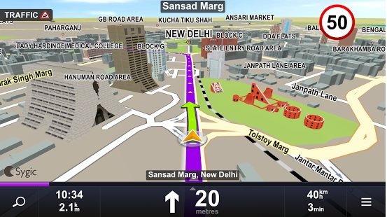 Map-my-india-android-free