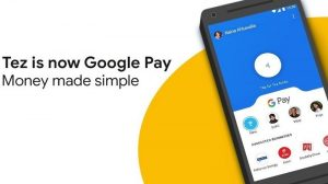 La aplicación de pagos móviles exclusiva de India Google Tez cambia de marca a Google Pay