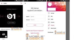 La aplicación de transmisión de Apple Music llegará pronto a Android
