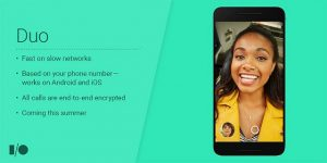 La aplicación de videollamadas Google Duo le muestra lo que está haciendo la persona que llama antes de que usted conteste
