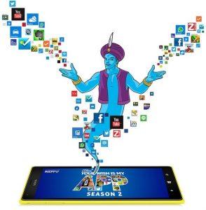 La campaña Your Wish is my App de Nokia se globaliza en su segunda temporada