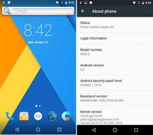 La compilación no oficial CyanogenMod 13 de Moto G ya está disponible para descargar