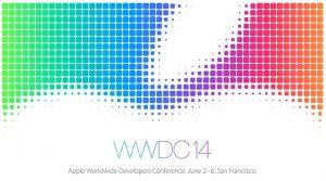 La conferencia de Apple WWDC 2014 programada del 2 al 6 de junio