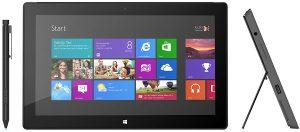 La duración de la batería de Surface Pro será 'aproximadamente la mitad' de la Surface RT: Microsoft