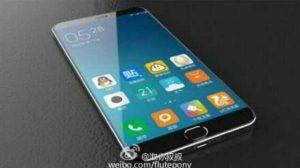La foto en vivo de Xiaomi Mi 5 revela biseles delgados y botón de inicio con el escáner de huellas dactilares
