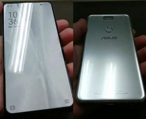 La fuga de imagen del Asus Zenfone 6 muestra una pantalla sin muescas y un diseño deslizante
