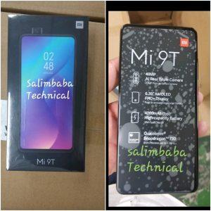 La fuga de la caja minorista de Xiaomi Mi 9T confirma que es un Redmi K20 renombrado