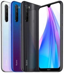 La fuga de render de Redmi Note 8T muestra el diseño del próximo teléfono